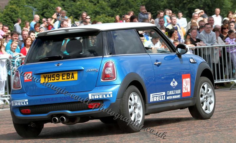 Russ Swift - Car Stunts