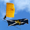 Golden Lions Parachute Team