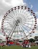 Glasgow Show - Big Wheel - Glasgow Green - 30 July 2011