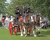 Glasgow Show - Horse Drawn Steamer - Glasgow Green - 30 July 2011