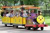 Glasgow Show - Kiddies Train - Glasgow Green - 30 July 2011