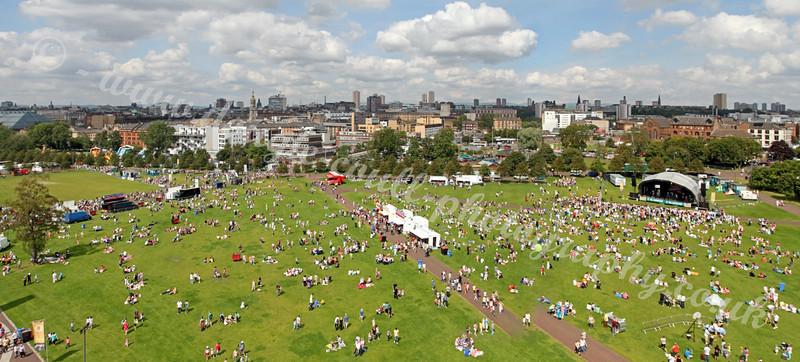 Glasgow Show - Glasgow Green - 30 July 2011