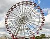 Big Wheel at Glasgow Show - Glasgow Green - 30 July 2011