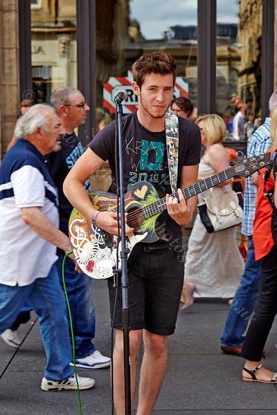 2013 Festival - Merchant City, Glasgow - 27 July 2013