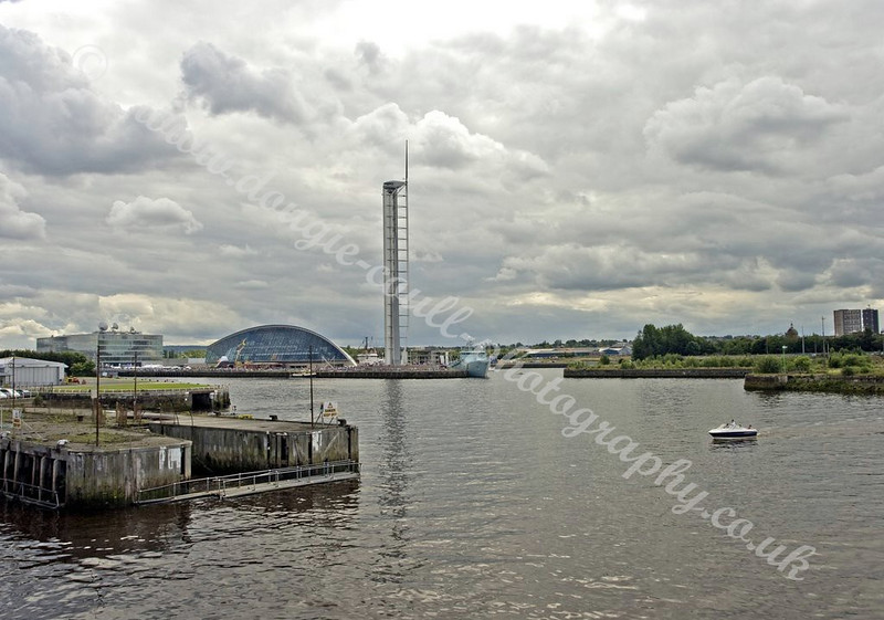 View from the Glenlee