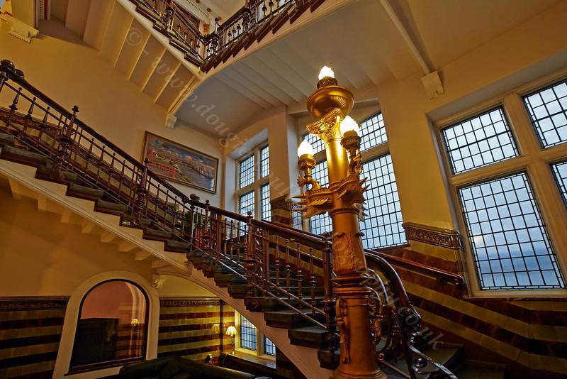 Clydeport Building in Glasgow - 20 September 2014