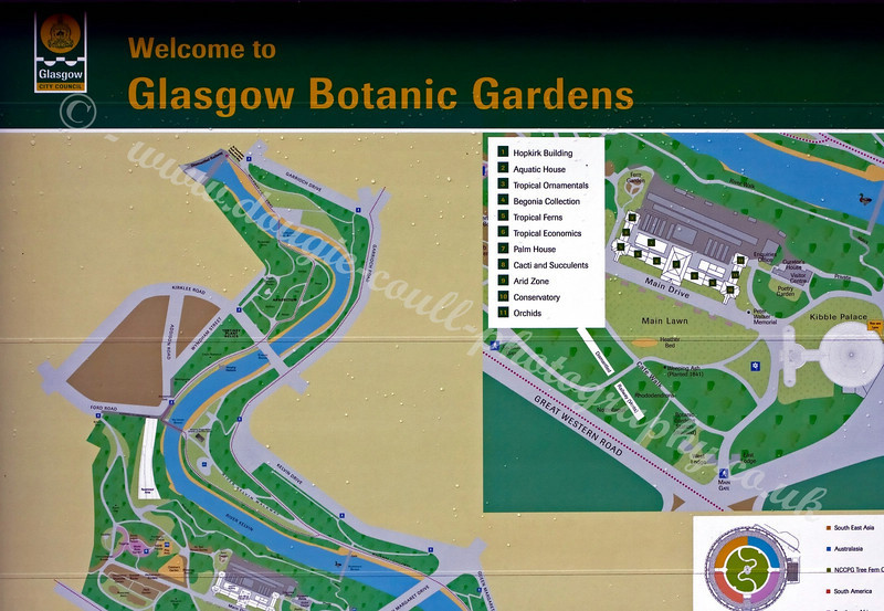 Welcome to Botanic Gardens