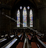 Pews & Glass - Glasgow Cathedral