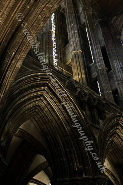 Glasgow Cathedral - Arches