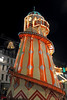 Helter Skelter - George Square - 17 December 2011