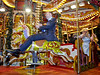 Fun on the Carousel in George Square - 29 December 2012