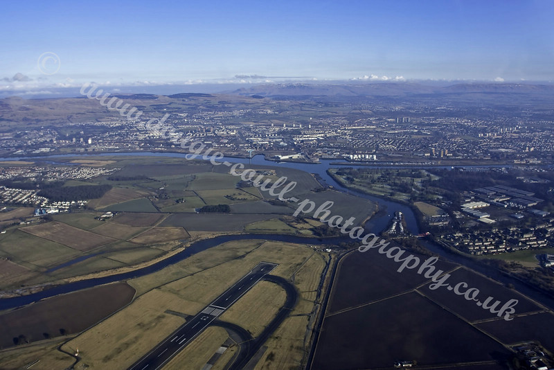 Glasgow Airport & River Cart