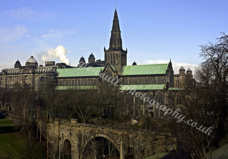 Glasgow Cathedral - Bridge of Sighs
