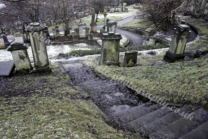 Necropolis in the Wet