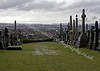 Looking over Glasgow from Necropolis