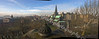 Glasgow Cathedral Panorama