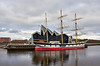 Riverside Museum from Govan - 27 February 2021
