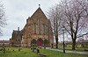 Govan Old Parish Church in Glasgow - 27 February 2021