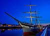 Glenlee at the Riverside Museum - 4 August 2014