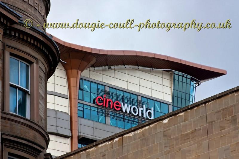 'Cineworld' - Glasgow