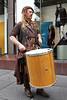 Highlander Band - Buchanan Street - 9 October 2011