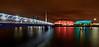 Bells Bridge in Glasgow - 4 January 2016