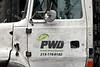 World War Z  Filming - Garbage Truck - 21 August 2011
