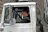 World War Z  Filming - Stunt Driver Prepares - 21 August 2011