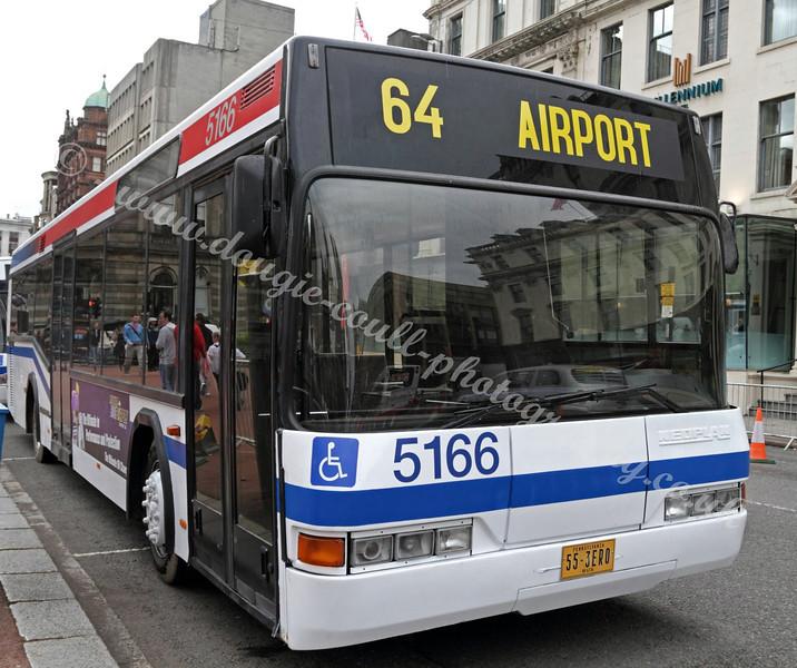World War Z - Bus on Set - 17 August 2011