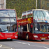 'London Buses' in London - 20 March 2014