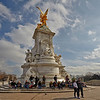 'Victoria Memorial' in London - 20 March 2014