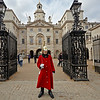 'Royal Horse Guards' in London - 20 March 2014