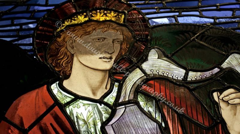 Stain Glass - Glasgow Museum of Religion