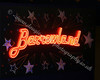Barrowland Neon Sign