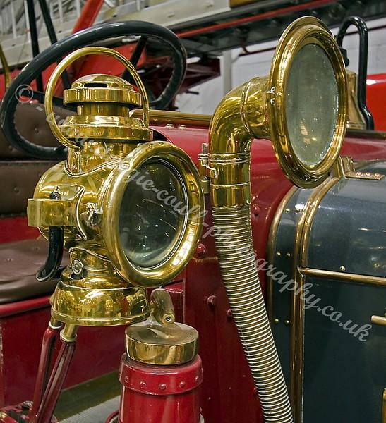 Fire Tender Lamp