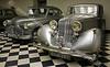 Grey Vintage Cars