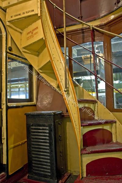 Tram Stairs