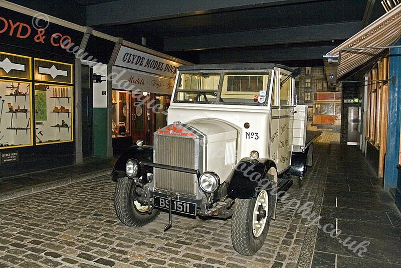 Glasgow Street Exhibit