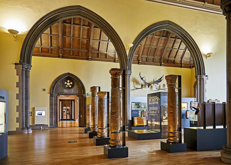 Exhibit - The Hunterian Museum - 17 May 2012