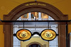 Eyes with Glasses - Kelvingrove Museum - 17 May 2012