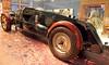 Vintage Car - Kelvingrove Museum - 17 May 2012