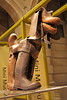 Boots Scultpure - Kelvingrove Museum - 17 May 2012