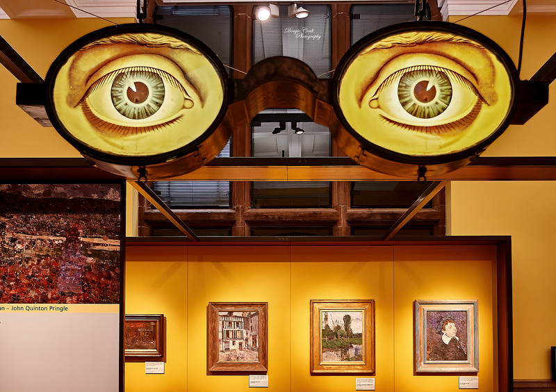 Kelvingrove Museum in Glasgow - 20 September 2008