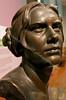 Female Bust at Kelvingrove Museum