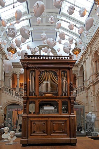 Organ - Kelvingrove Museum - 17 May 2012