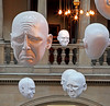Heads - Kelvingrove Museum - 17 May 2012