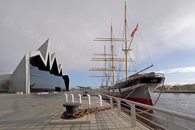 Glenlee - Riverside Museum - 25 November 2011