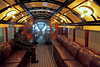 Underground Train - Riverside Museum - 17 May 2012