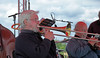 Jazz Band Trombonist - Riverside Museum - 5 June 2012