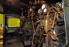 Steam Train Cab - Riverside Museum - 25 November 2011